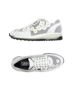 Karl Lagerfeld | Низкие Кеды И Кроссовки