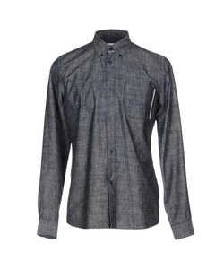Mauro Grifoni   Джинсовая Рубашка