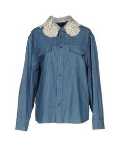 Miu Miu | Джинсовая Рубашка