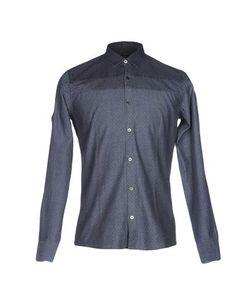 DAVID NAMAN | Джинсовая Рубашка