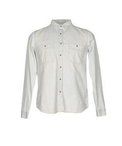 Vintage 55   Джинсовая Рубашка