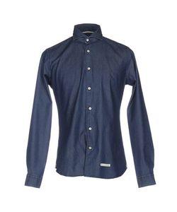 Tintoria Mattei 954   Джинсовая Рубашка