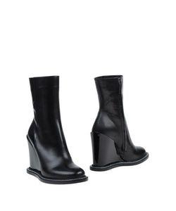 Jil Sander | Полусапоги И Высокие Ботинки