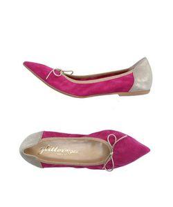 Glitter Pink | Балетки