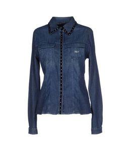 Roccobarocco Jeans | Джинсовая Рубашка