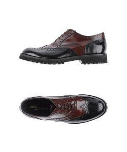 Victoria Wood | Обувь На Шнурках