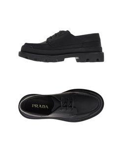Prada | Обувь На Шнурках