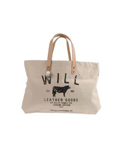 Will Leather Goods   Большая Сумка Из Текстиля