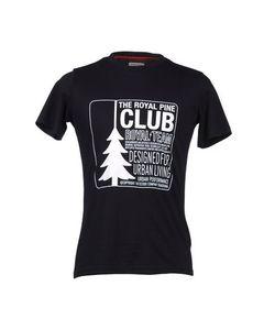 The Royal Pine Club | Футболка С Короткими Рукавами