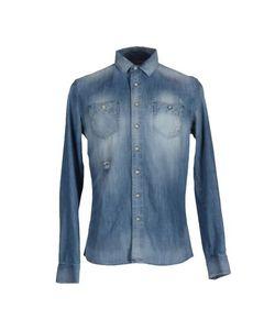 Pearly King | Джинсовая Рубашка
