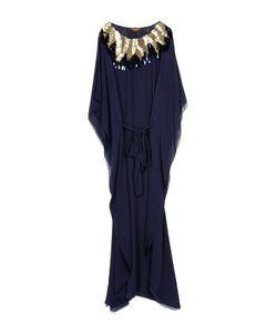 FARAH KHAN | Длинное Платье