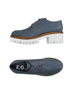 E.G.J. | Обувь На Шнурках