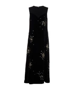 Dries Van Noten | Платье Длиной 3/4