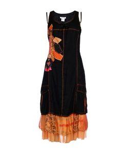 Fuego Woman | Платье Длиной 3/4