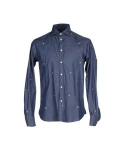 Brancaccio Caruso   Джинсовая Рубашка