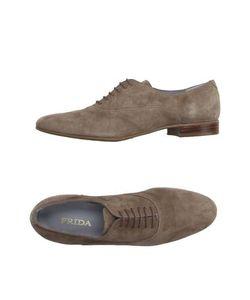 Frida | Обувь На Шнурках