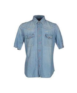 Jo_Kang | Джинсовая Рубашка