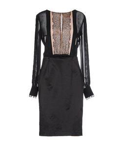 Passepartout Dress By Elisabetta Franchi Celyn B. | Платье До Колена