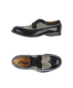 Check | Обувь На Шнурках