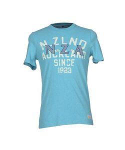 N•Z•A•  New Zealand Auckland | Футболка