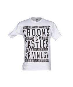 CROOKS & CASTLES   Футболка