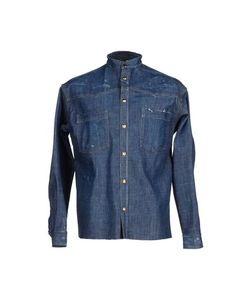 RIBBON | Джинсовая Рубашка