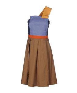 GIADA FRATTER | Платье До Колена