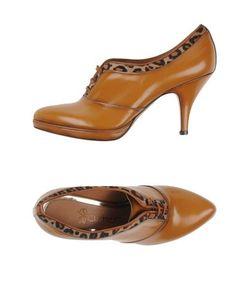 Eva Turner | Обувь На Шнурках