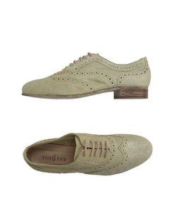 TWO 6 TWO SHOES | Обувь На Шнурках