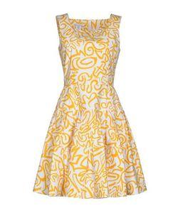 Oscar de la Renta | Короткое Платье