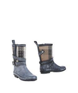 Burberry | Полусапоги И Высокие Ботинки