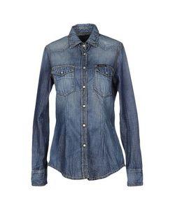 Roÿ Roger'S De Luxe | Джинсовая Рубашка