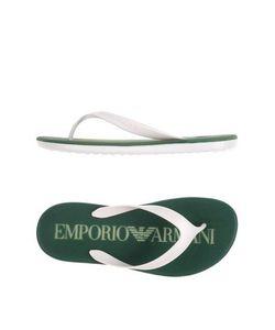Emporio Armani | Вьетнамки