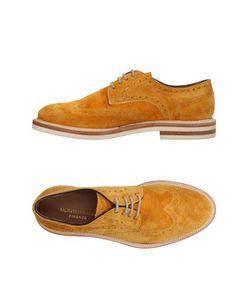 Montezemolo | Обувь На Шнурках
