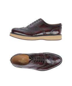 Valentino Garavani | Обувь На Шнурках