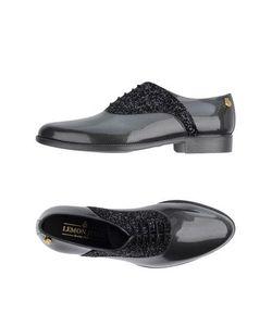Lemon Jelly | Обувь На Шнурках