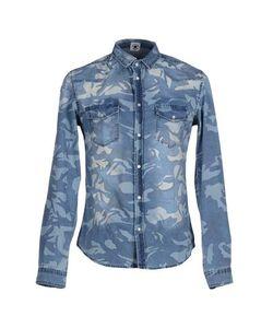 Ted Scarf | Джинсовая Рубашка