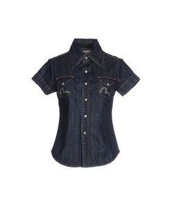 Evisu Eu Ed | Джинсовая Рубашка
