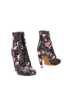 Givenchy   Полусапоги И Высокие Ботинки
