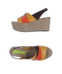 Materia Prima By Goffredo Fantini | Обувь На Танкетке