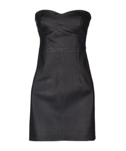 Couture Du Cuir | Короткое Платье