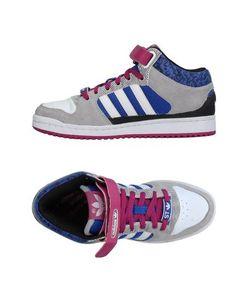 adidas Originals   Высокие Кеды И Кроссовки