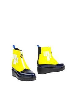 Lemon Jelly | Полусапоги И Высокие Ботинки