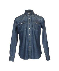 BOLZONELLA 1934   Джинсовая Рубашка