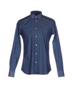Manuel Ritz   Джинсовая Рубашка