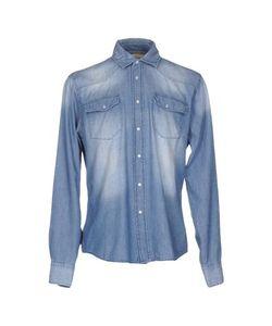 40Weft   Джинсовая Рубашка