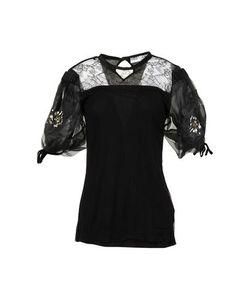 Valentino T-Shirt Couture | Футболка С Короткими Рукавами