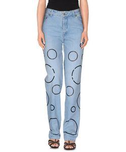 Blumarine Jeans   Джинсовые Брюки