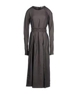Oblique | Платье Длиной 3/4
