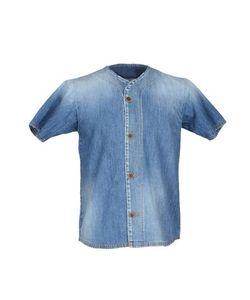 MIRROR | Джинсовая Рубашка